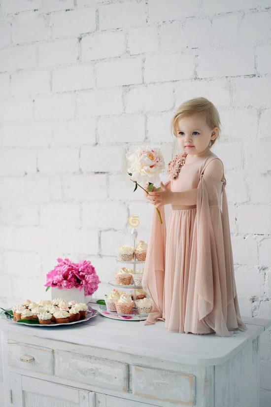 Krikšto suknelė Sensi