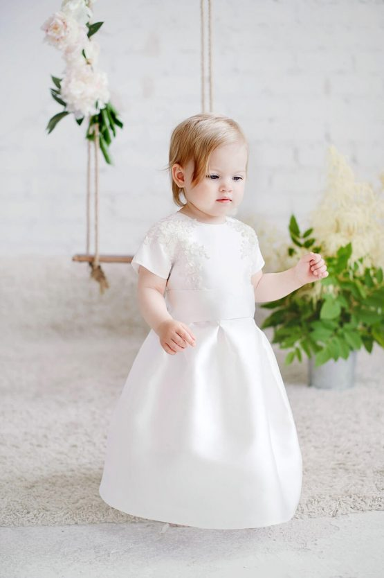Krikšto suknelė Mika