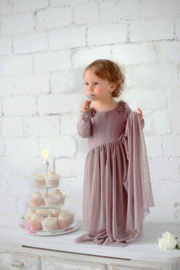 Krikšto suknelė Tresi